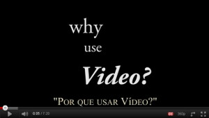 Light in Action - Why Use Video?